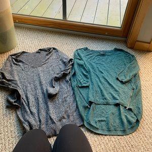 Express sweaters sz xs/sm